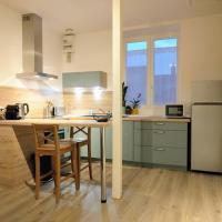 Charmant T2 de 47 m2 en centre-ville, hotel in Villefranche-sur-Saône