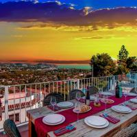 Villa Beniarres Guest House B&B in Moraira, hotel en Moraira