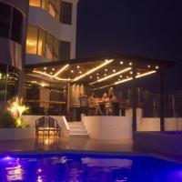 Hotel Arenal, отель в городе Санта-Крус-де-ла-Сьерра