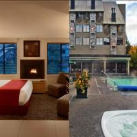 Mountain Side Hotel Whistler by Executive, hotel in Whistler