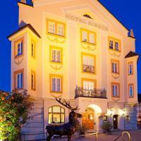 Hotel Hirsch, отель в Фюссене