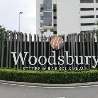 Woodsbury Suites near Penang Sentral 2 Bedrooms