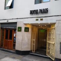 Hotel Paris Lima, hotel en Centro histórico de Lima, Lima