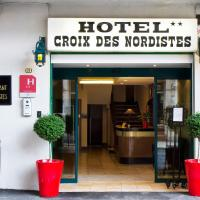 Hôtel Croix des Nordistes, hôtel à Lourdes