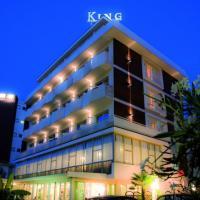 Hotel King, hotell i Milano Marittima