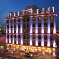 IntercityHotel Riyadh Malaz, отель в Эр-Рияде