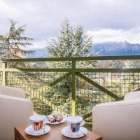 Hotel *** & Spa Vacances Bleues Villa Marlioz, отель в Экс-ле-Бен