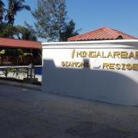Diamond Residence, hotel in Ngapali