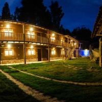 Bamboo Lodge Sacred Valley, hotel en Písac
