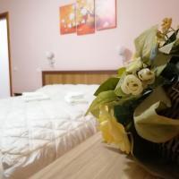 Oreste, hotel in Briukhovychi