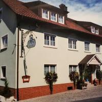 Landhotel Goldener Stern, hotel in Trautskirchen
