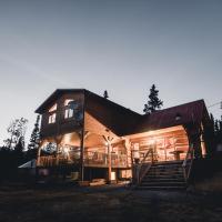 Mount Logan Lodge, hotel em Haines Junction