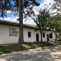 Casa Carmelita Hotel, отель в городе Питалито