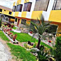 Hostal Mariscal Sucre, hotel em Tababela