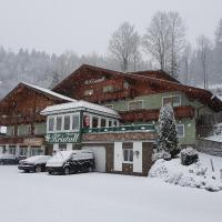 Pension Kristall, hotel in Schladming