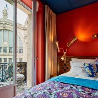 25hours Hotel Terminus Nord, hotel di Paris