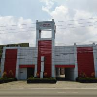 ENIGMA MOTEL / HOTEL, hotel in Santo André