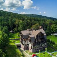 Hotel Sudetia, hotel in Świeradów-Zdrój