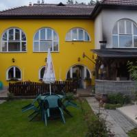 Penzion U Urbanů, отель в городе Němčice
