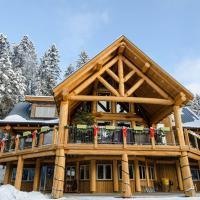 Golden Acres Mountain Lodge, hotel em Golden