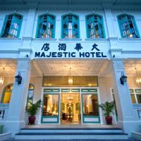 The Majestic Malacca Hotel, hotel in Malacca