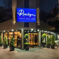 Rosslyn Thracia Hotel Sofia, hotel in Sofia