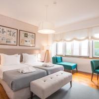 Feels Like Home Bica Prime Suites, hotel in Misericordia, Lisbon