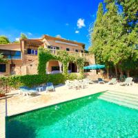 Pollenca Villa Sleeps 6 Pool Air Con WiFi T400535