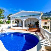 Partidor Villa Sleeps 6 with Pool and Air Con
