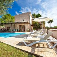 Port d'es Torrent Villa Sleeps 12 Pool Air Con WiFi
