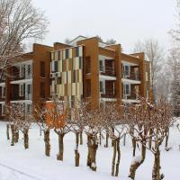 Park Hotel Akter Ruza, отель в Старой Рузе