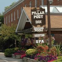 Pillar and Post Inn & Spa, hotel in Niagara-on-the-Lake