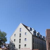 Hotel zur Promenade, hotel in Donauwörth