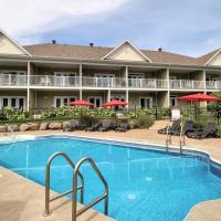 Condo Le Champlain-102, hotel in Bromont