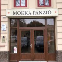 MOKKA PANZIÓ, hotel Szarvason