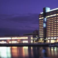徳島グランヴィリオホテル、徳島市のホテル