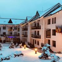 Hotel Miruna - New Belvedere, hotel in Poiana Brasov