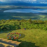 Pakulala Safari Camp - Ngorongoro, hotel in Ngorongoro