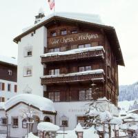 Romantik Hotel Chesa Grischuna, hotel in Klosters