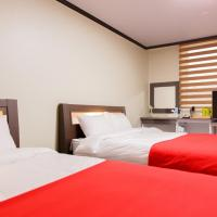 Hotel Castle, hotel in Suncheon