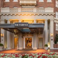 The Fairfax at Embassy Row, Washington D.C, hotel in Dupont Circle, Washington, D.C.