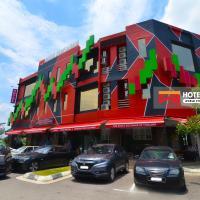Hotel Zamsaham, hotel near Senai International Airport - JHB, Kulai