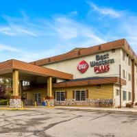 Best Western Plus Pioneer Park Inn, hôtel à Fairbanks