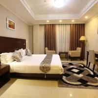 Geza Apartment Hotel, hotel in Addis Ababa