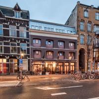 Hotel van de Vijsel, hotel in Oud West, Amsterdam