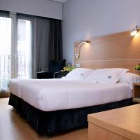 Hotel Sercotel Jauregui First Class, hotel en Hondarribia