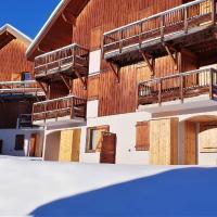 Appartement centre village station du domaine Les Sybelles, hotel in La Chal
