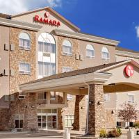 Ramada by Wyndham Lac La Biche, hotel em Lac La Biche