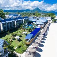 Pearle Beach Resort & Spa, hotel in Flic-en-Flac