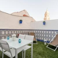 Larios penthouse with terrace and 2 bedrooms